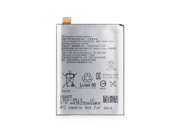 Original Battery for Sony Xperia X Performance Main Image