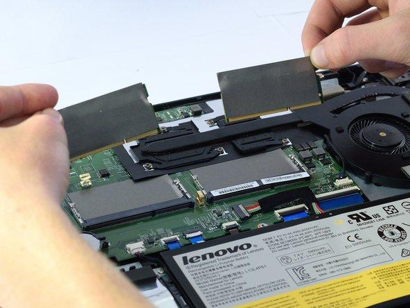 Lenovo Edge 15 Ram Card Replacement