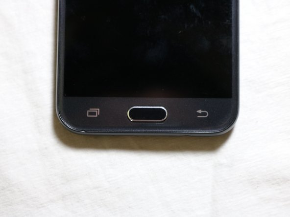 Samsung Galaxy J3 Eclipse Home Button Replacement