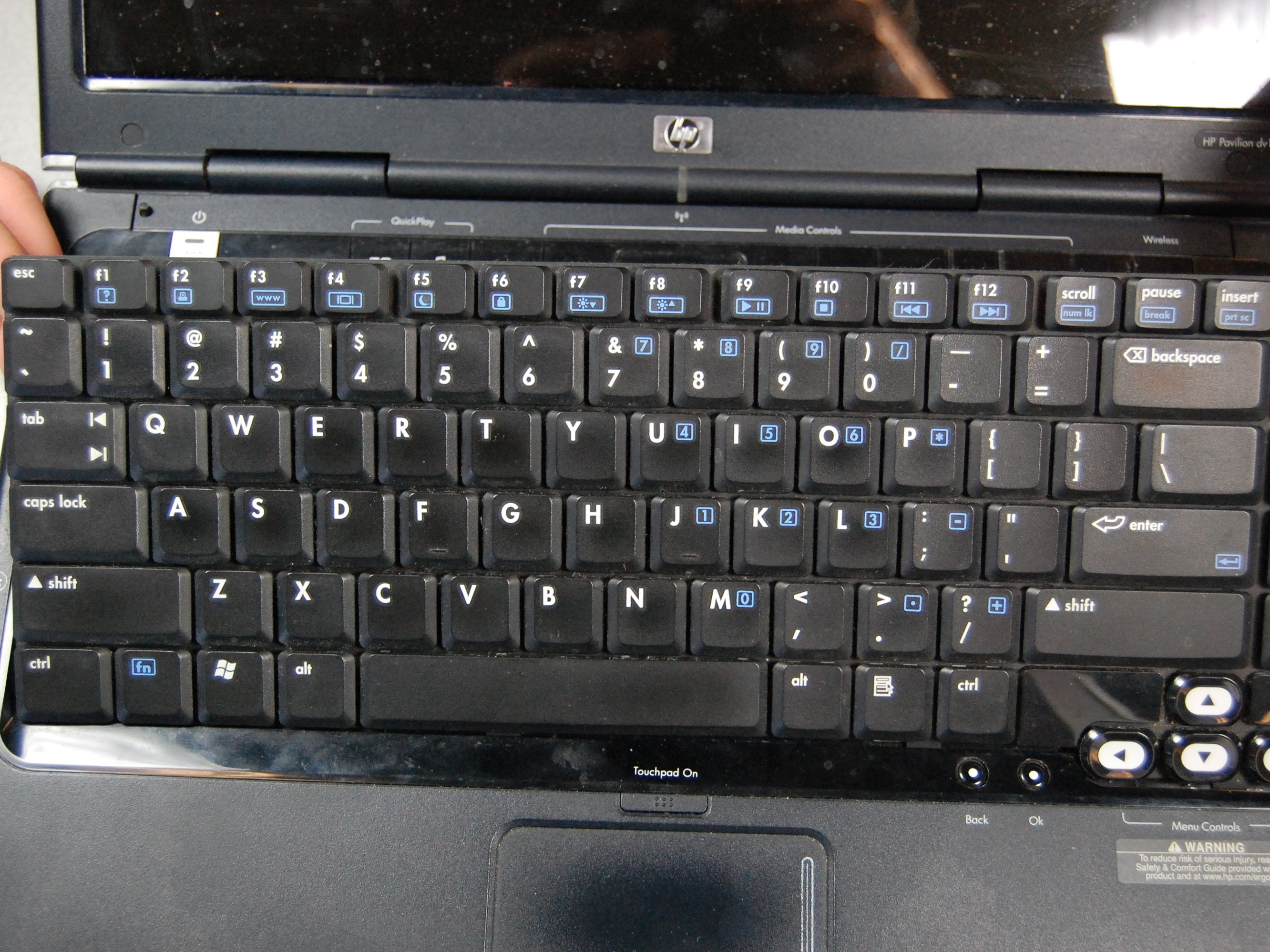 DOWNLOAD DRIVERS: HP PAVILION DV1000 KEYBOARD