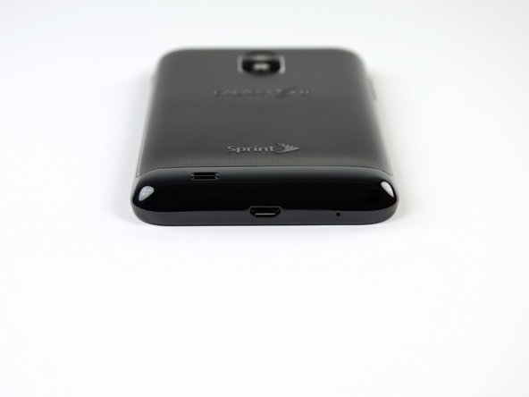 Image 1/2: The Epic 4G Touch has slightly more girth than its overseas counterpart, the Galaxy S II. At 9.65 mm and 4.55 ounces, the Epic 4G Touch seems to have gained a millimeter and a half-ounce during its trip to the U.S.