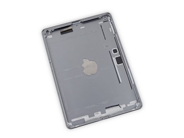 iPad Air Wi-Fi Rear Case Replacement