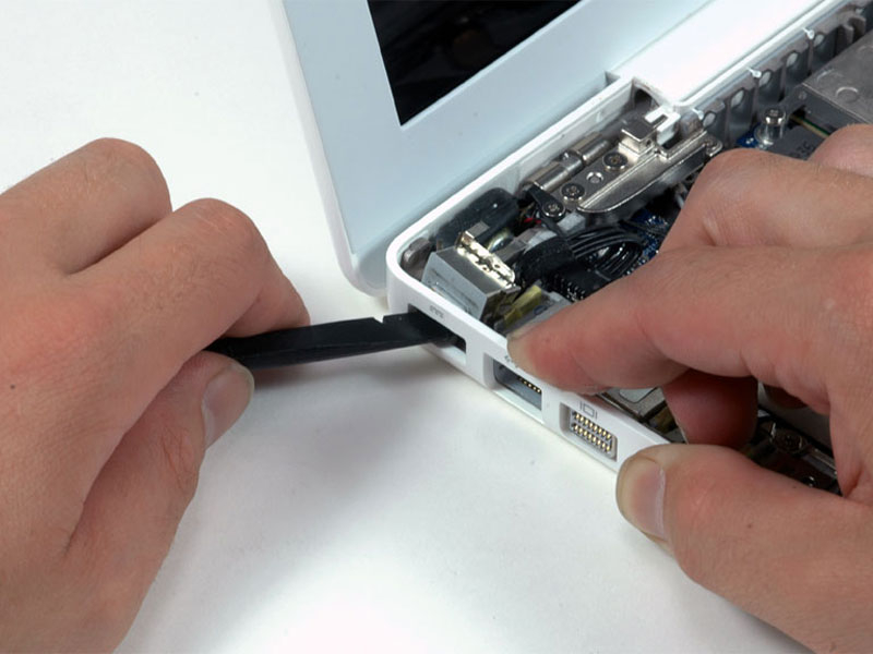Macbook Core Duo Magsafe Board Replacement Ifixit
