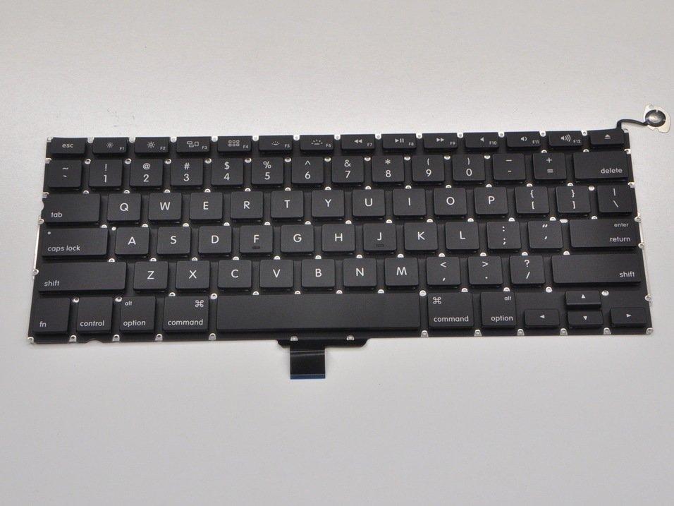 Apple Macbook Pro A1286 2009 2010 keyboard keys