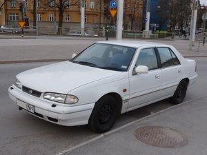 1988-1993 Hyundai Sonata Repair