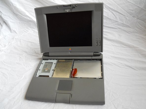 Apple Powerbook 520 Hard Drive Replacement