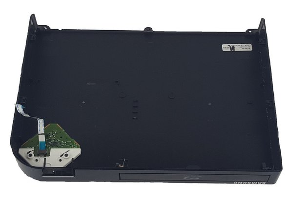 Samsung BD-H5100 Media Controls Replacement