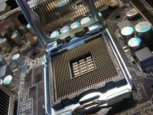 Intel Socket 775 Repair