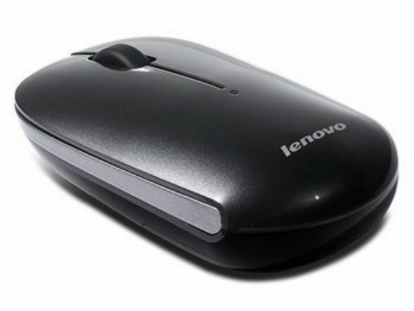 Lenovo bluetooth mouse N6901A disassembly
