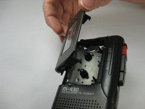 Cassette Lid