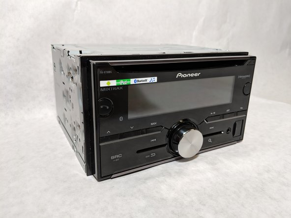 Pioneer FH-X730BS Deck Buttons Replacement