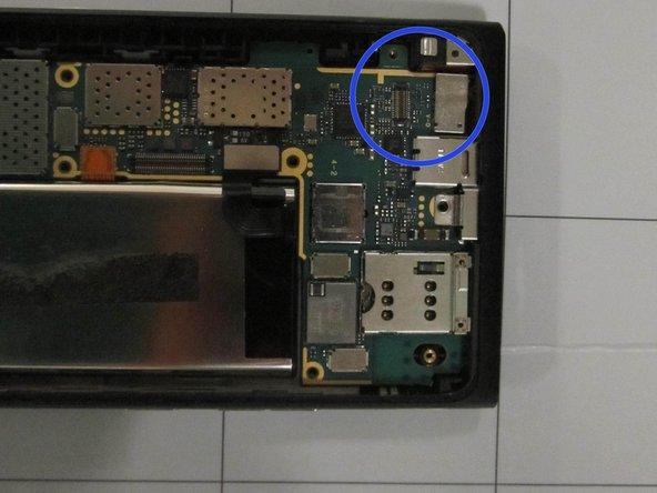 Peel camera off of adhesive surface