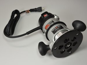Porter Cable 690LR Repair