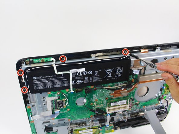 HP ENVY Rove 20-k014us Battery Replacement