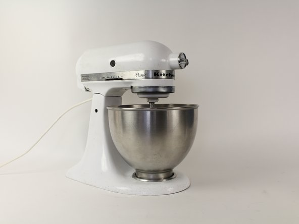 kitchenaid classic mixer k45sswh troubleshooting ifixit. Black Bedroom Furniture Sets. Home Design Ideas