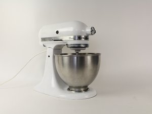 KitchenAid Classic Mixer K45SSWH Troubleshooting