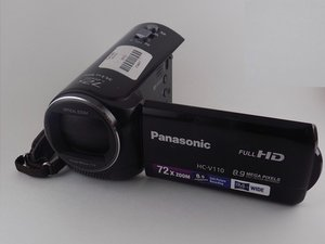 Panasonic HC-V110 Repair
