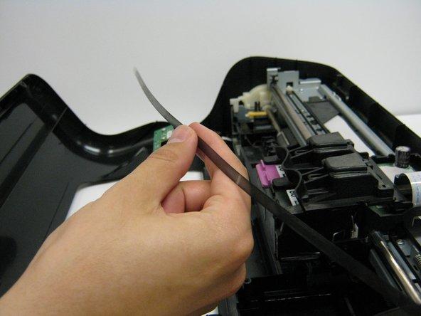 HP Deskjet D1660 Encoder Strip Replacement