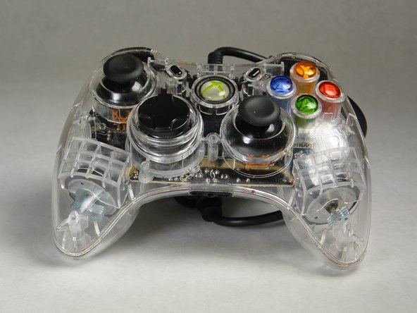 PDP Afterglow Wired Xbox 360 Controller Repair - iFixit