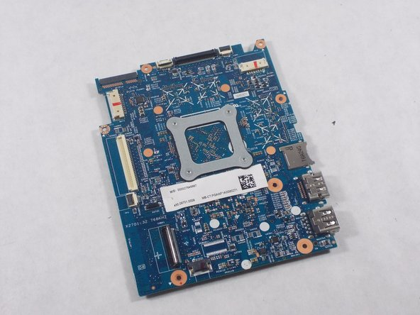 HP Chromebook 11-v011dx Motherboard  Replacement