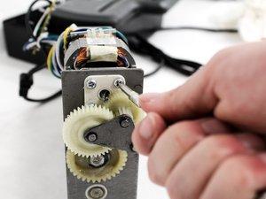 AmazonBasics B0050BPWBQ Shredding Gears Replacement