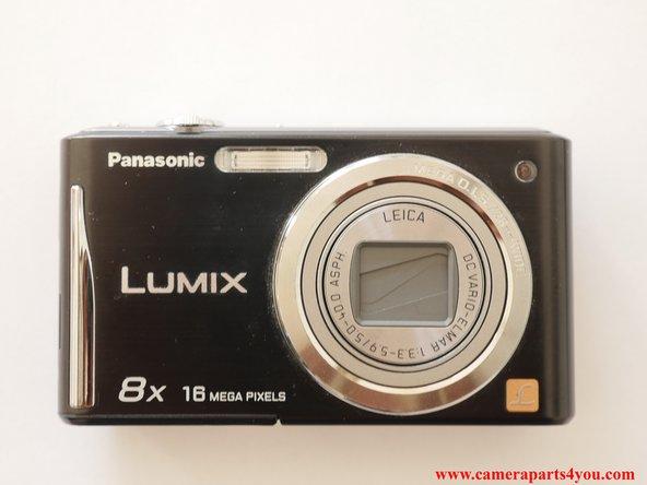 Panasonic Lumix DMC-FH27 Door Replacement