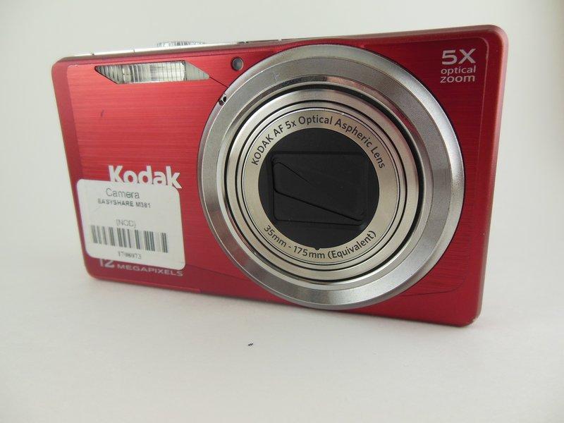 Kodak Easyshare M381 Troubleshooting - iFixit