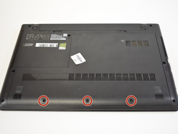 Lenovo G50-70 Back Access Panel Replacement