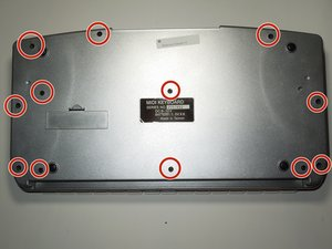 Midiman Oxygen 8 Backplate Disassembly