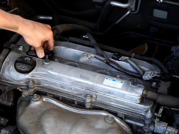 2005-2012 Toyota RAV4 Spark Plug Replacement