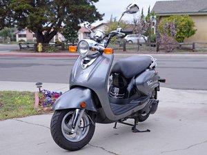 2004-2009 Yamaha Vino 125 Repair