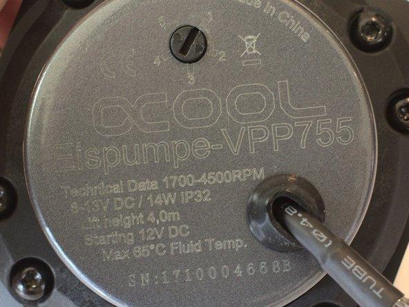 Impeller Thrust Washer Replacement for Alphacool Eispumpe VPP755