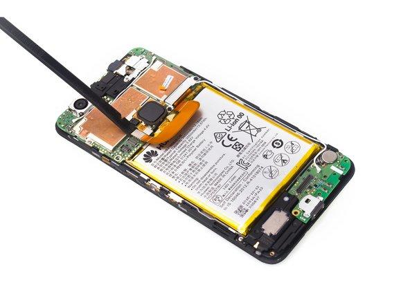 Release battery contactor.