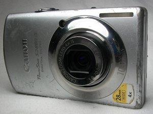 Canon Powershot SD880 Repair