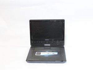 Sony BDP-SX1000 Repair