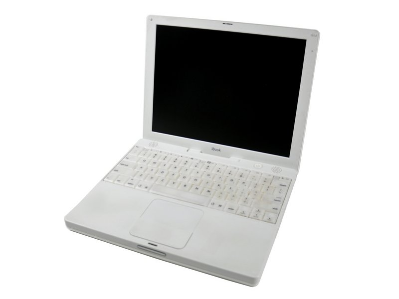ibook g3 12 repair ifixit rh ifixit com Apple MacBook G4 iBook G3