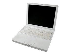 """iBook G3 12"""" Model M6497"""
