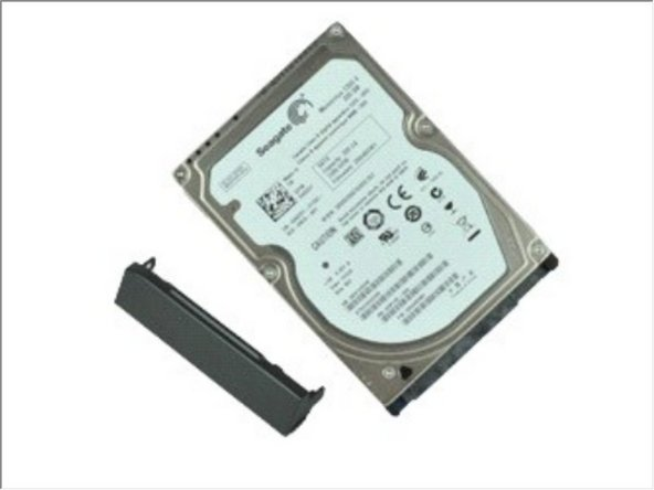 Dell Precision M4500 Hard Drive Replacement
