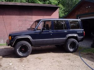 1981-1991 Isuzu Trooper Repair
