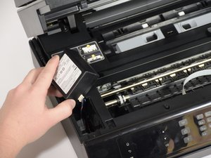 HP Officejet 4630 Power Supply  Replacement