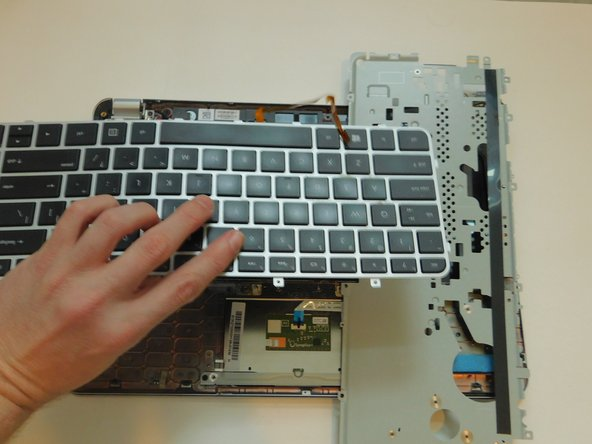 HP Envy 4-1105dx Keyboard Replacement