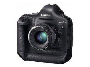 Canon EOS-1D X Repair