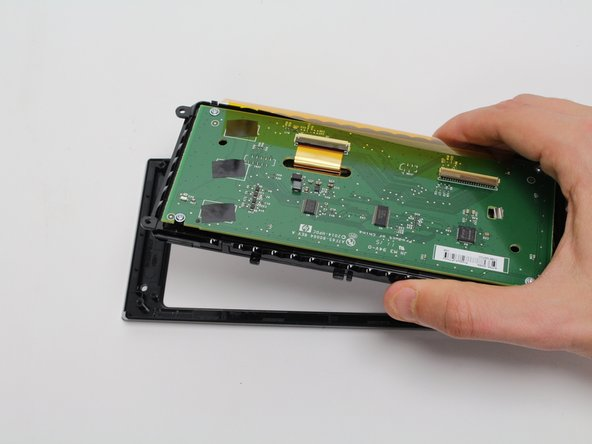 HP Officejet Pro 8620 Display Replacement