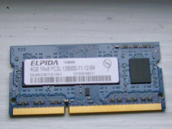 HP Pavilion Chromebook 14-c050nr RAM & SSD upgrade procedure