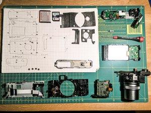 Fujifilm X20 Repair