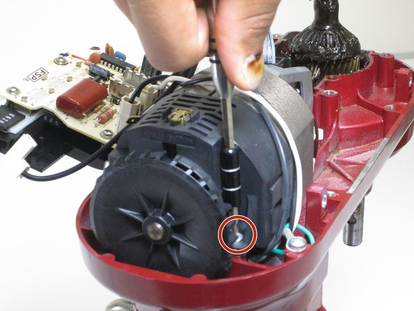 KitchenAid Professional 600 Drive Motor Replacement