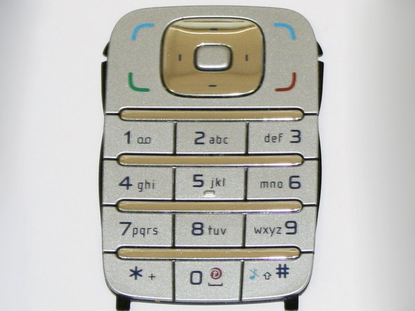 Nokia 6133 Keypad Replacement