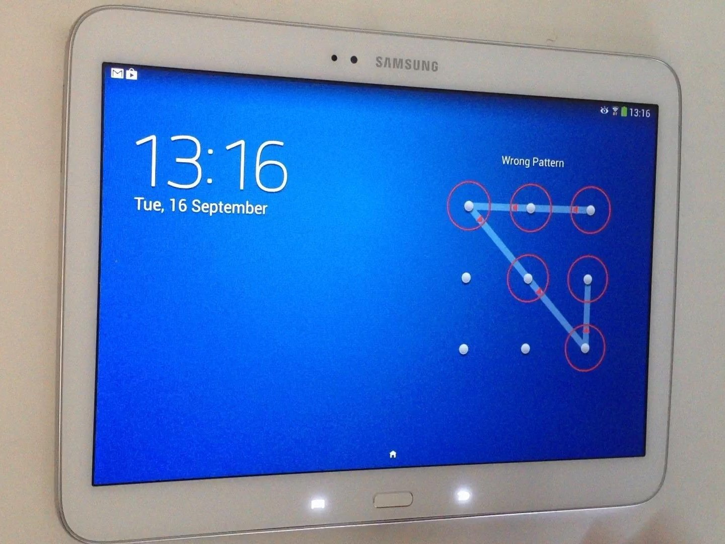 Samsung Galaxy Tab 3 10 1 - Factory Reset Password Removal