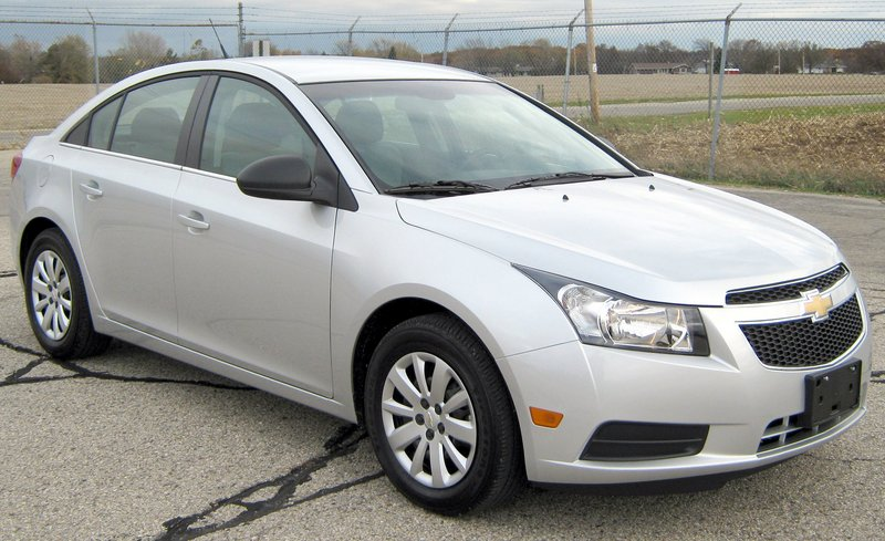 2014 chevy cruze repair manual