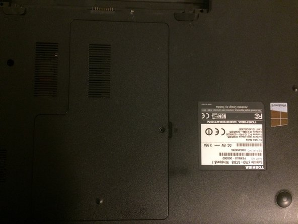 Image 1/2: Then get a screw driver or prier to gently pry the covering plate